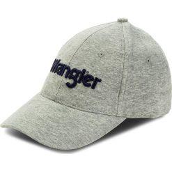 Czapka z daszkiem WRANGLER - Jersey Cap W0M229037  Mid Grey Mel. Szare czapki z daszkiem męskie Wrangler, z bawełny. Za 129,00 zł.