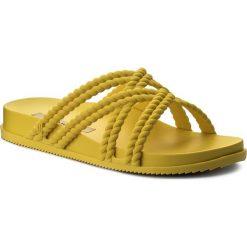 Chodaki damskie: Klapki MELISSA - Cosmic + Salinas Ad 32283 Neon Yellow 01661