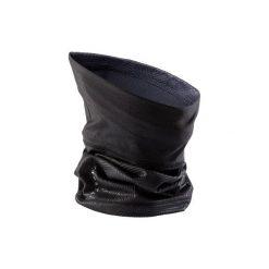 Komin Keepdry 500. Czarne szaliki damskie marki KIPSTA, z elastanu. Za 29,99 zł.