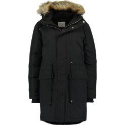 Sparkz LESTER Płaszcz puchowy black. Czarne płaszcze damskie puchowe Sparkz, xl, z bawełny. W wyprzedaży za 519,35 zł.