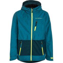 Killtec JORIK Kurtka Softshell dunkelpetrol. Niebieskie kurtki chłopięce sportowe marki bonprix, z kapturem. W wyprzedaży za 188,30 zł.