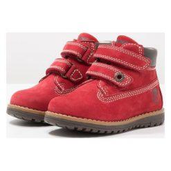 Buty zimowe damskie: Primigi Botki red