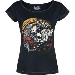 Bluzki damskie: Rock Rebel by EMP Keep Me Going Koszulka damska czarny