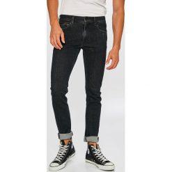 Lee - Jeansy Festival Luke. Szare jeansy męskie slim Lee, z bawełny. Za 319,90 zł.