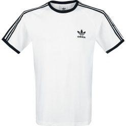 T-shirty męskie: Adidas 3-Stripes Tee T-Shirt biały/czarny