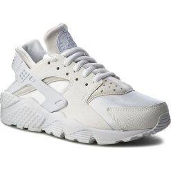 Buty sportowe damskie: Buty NIKE – Air Huarache Run 634835 108 White/White