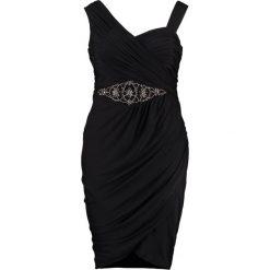 Sukienki hiszpanki: Little Mistress Curvy Sukienka koktajlowa black