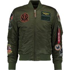 Kurtki męskie bomber: Alpha Industries PILOT Kurtka Bomber dark green
