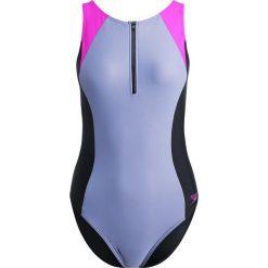 Stroje kąpielowe damskie: Speedo Kostium kąpielowy black/vita grey/diva