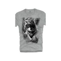 T-shirt UNDERWORLD Ring spun cotton Eye. Szare t-shirty męskie z nadrukiem marki Underworld, m, z bawełny. Za 59,99 zł.