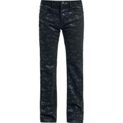 Black Premium by EMP Johnny Jeansy czarny. Czarne jeansy męskie z dziurami marki Black Premium by EMP. Za 164,90 zł.