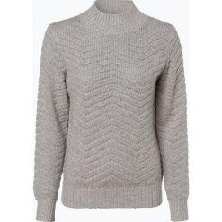 Y.A.S - Sweter damski – Beatrice, szary. Szare swetry klasyczne damskie Y.A.S, l, z dzianiny. Za 179,95 zł.