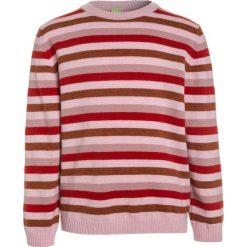 Swetry dziewczęce: hessnatur Sweter sandelholz