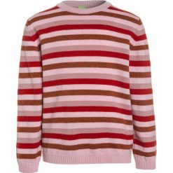 Swetry chłopięce: hessnatur Sweter sandelholz