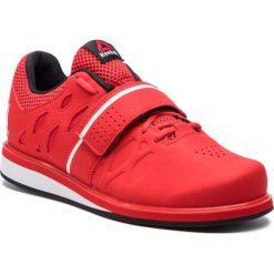 Buty Reebok - Lifter Pr BD1608  Red/Black/White. Czerwone buty fitness męskie Reebok, z materiału. Za 379,00 zł.