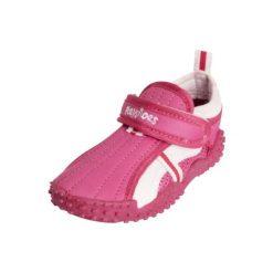 Playshoes  Buty do wody Sportiv pink - różowy/pink. Czerwone buciki niemowlęce chłopięce Playshoes. Za 59,00 zł.