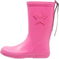 Buty zimowe damskie: Bisgaard WELLIES Kalosze pink