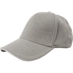 Czapka męska PIQUE CAP 901 szara r. uniwersalny. Szare czapki z daszkiem męskie TOMMY HILFIGER. Za 135,93 zł.