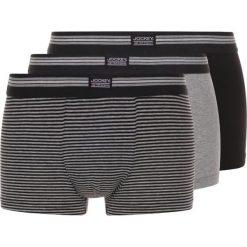 Bielizna męska: Jockey COTTON STRETCH TRUNK 3 PACK Panty black/grey