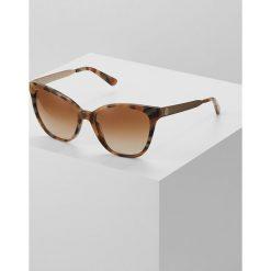 Okulary przeciwsłoneczne damskie: Michael Kors NAPA Okulary przeciwsłoneczne brown gradient