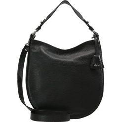 Abro Torebka black/nickel. Czarne torebki klasyczne damskie Abro. W wyprzedaży za 591,75 zł.