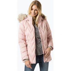 Soquesto - Damska kurtka pikowana, różowy. Czerwone kurtki damskie pikowane Soquesto, s, z futra. Za 579,95 zł.