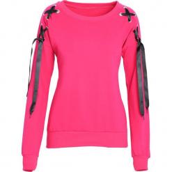 Fuksjowa Bluza Cognition. Różowe bluzy damskie Born2be, l. Za 59,99 zł.
