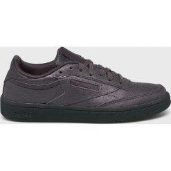 Reebok Classic - Buty Club C 85. Szare buty sportowe damskie reebok classic Reebok Classic, z gumy. W wyprzedaży za 319,90 zł.
