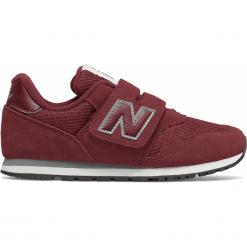 New Balance KV373BUY. Brązowe buty sportowe dziewczęce New Balance, na lato. Za 249,99 zł.