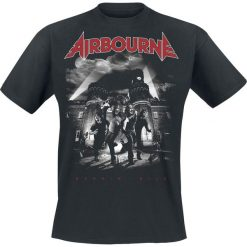 T-shirty męskie: Airbourne Runnin' wild T-Shirt czarny