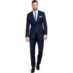 Garnitur MARCO GXGS900001. Czarne garnitury marki Giacomo Conti, m, z bawełny, z klasycznym kołnierzykiem. Za 998,00 zł.