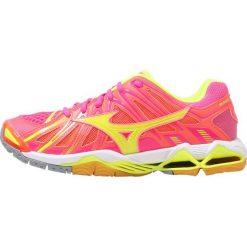 Buty sportowe damskie: Mizuno WAVE TORNADO X2 Obuwie do siatkówki pink glo/white/iron gate