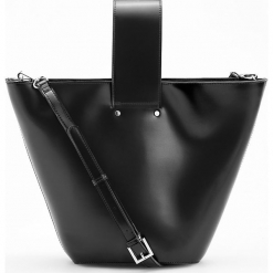 Duża torebka z odpinanym paskiem - Czarny. Czarne torebki klasyczne damskie Reserved, duże. Za 129,99 zł.