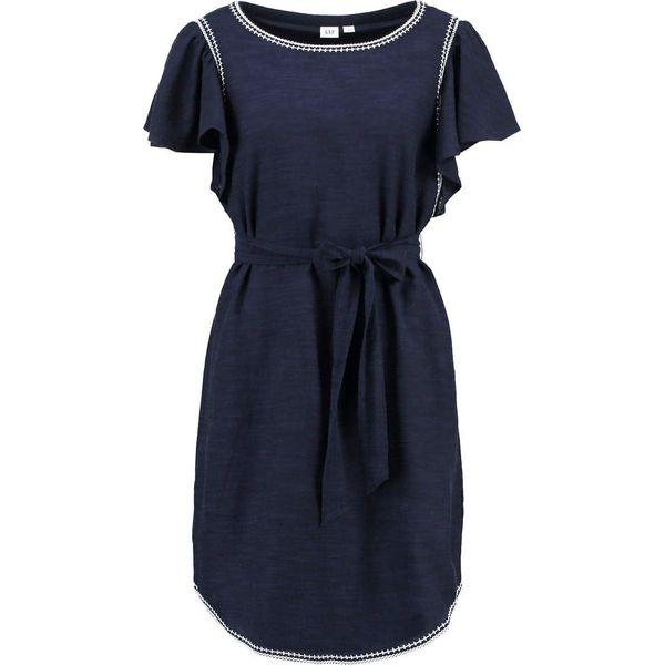 5b722bf0c9 GAP Sukienka letnia navy uniform - Niebieskie sukienki damskie marki ...