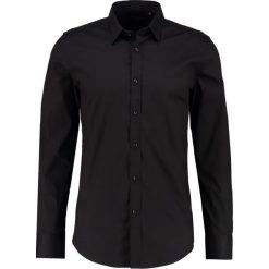 Koszule męskie na spinki: Antony Morato ABBOTTONATURA SUPER SLIM FIT  Koszula nero