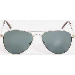 Okulary przeciwsłoneczne damskie: Okulary przeciwsłoneczne – Khaki