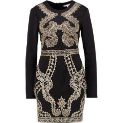 Sukienki hiszpanki: Ivyrevel GAMBER Sukienka etui black