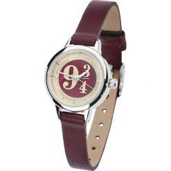 Zegarki damskie: Harry Potter Platform 9 3/4 Zegarek na rękę bordowy
