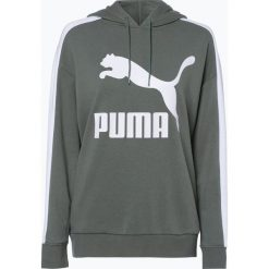 Puma - Damska bluza nierozpinana, biały. Białe bluzy damskie marki Puma, l, z bawełny. Za 259,95 zł.
