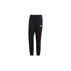 Spodnie treningowe adidas  Spodnie dresowe Sportive. Czarne spodnie dresowe męskie Adidas, z dresówki. Za 329,00 zł.