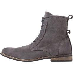 Botki męskie: Shoe The Bear WALKER  Botki sznurowane dark grey