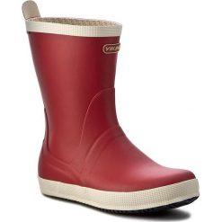 Kalosze VIKING - Seilas 1-46000-71 Tomato. Czerwone buty zimowe damskie marki Viking, z kauczuku. W wyprzedaży za 209,00 zł.