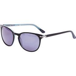 """Okulary przeciwsłoneczne damskie: Okulary przeciwsłoneczne """"7055 05A"""" w kolorze czarnym"""