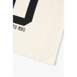 Odzież dziecięca: Mango Kids – T-shirt dziecięcy 110-164 cm