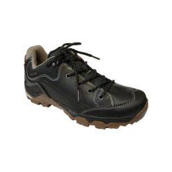 Buty trekkingowe męskie: Hi-tec Buty Męskie Ox Discovery Low I Wp Black r. 42