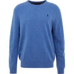 Polo Ralph Lauren LORYELLE Sweter fresco blue. Niebieskie swetry klasyczne męskie Polo Ralph Lauren, m, z materiału, polo. Za 669,00 zł.