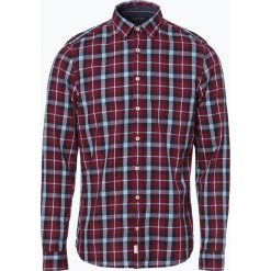 Marc O'Polo - Koszula męska, czerwony. Szare koszule męskie marki Polo Ralph Lauren, l, z bawełny, button down, z długim rękawem. Za 299,95 zł.