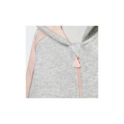 Spodnie dresowe dziewczęce: Zestawy dresowe adidas  Dres polarowy z kapturem Linear