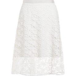 Spódniczki trapezowe: BOSS CASUAL BESTARRY Spódnica trapezowa open white
