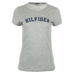 Tommy Hilfiger T-Shirt Damski L Szary. Czerwone t-shirty damskie marki numoco, l. Za 139,00 zł.